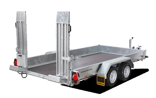 Baumaschinentransporter HS253016